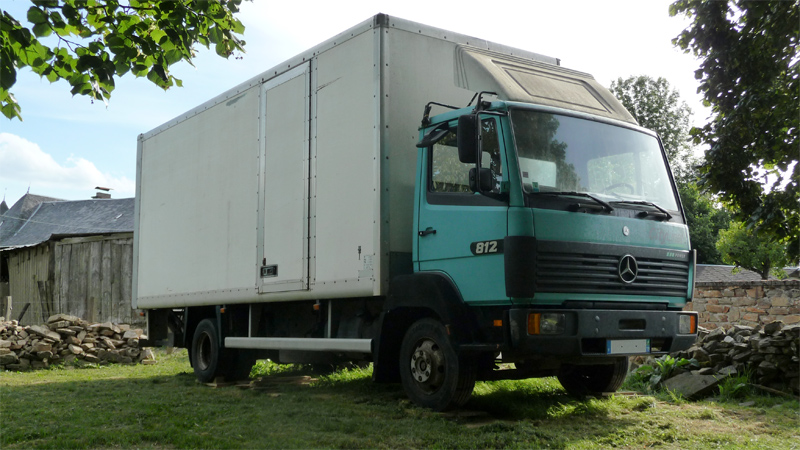 camion ptac 7t5